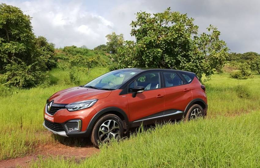 Renault Captur, Renault Captur Price, Renault Captur Price in India, renault captur interior, renault captur interior photos