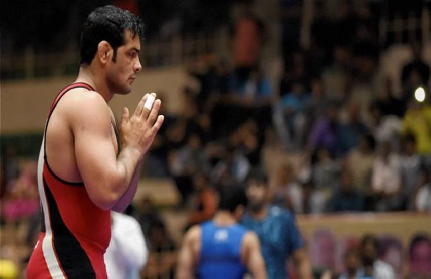 wrestling nationals, sushil kumar nationals gold, sushil kumar gold medals