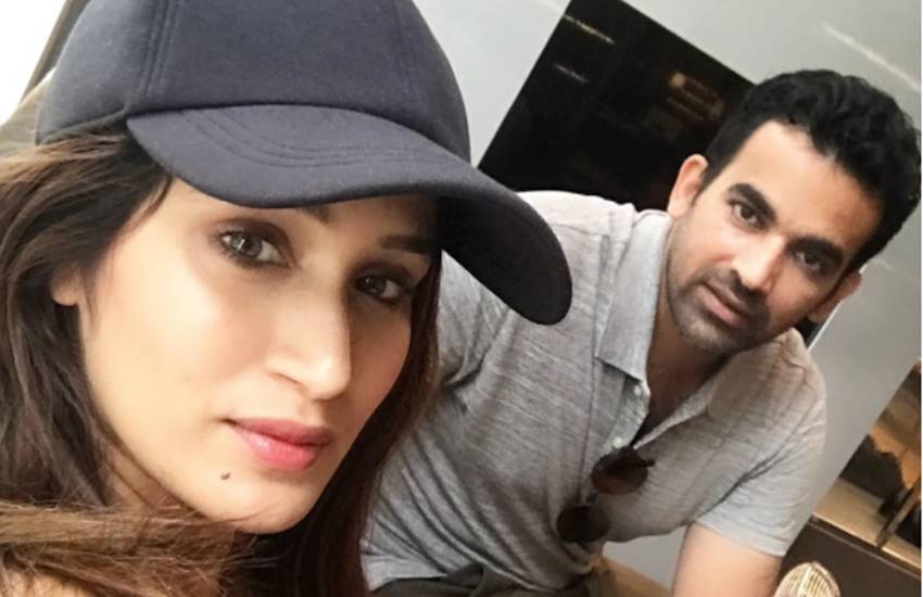 Zaheer Khan, Sagarika Ghatge, Zaheer Khan and Sagarika Ghatge, Zaheer Khan & Sagarika Ghatge, Zaheer Khan Marriage, Zaheer Khan Wife, Sagarika Ghatge marrieage date, Zaheer Khan Marriage Date, Sagarika Ghatge and Zaheer Khan, Sagarika Ghatge Movies