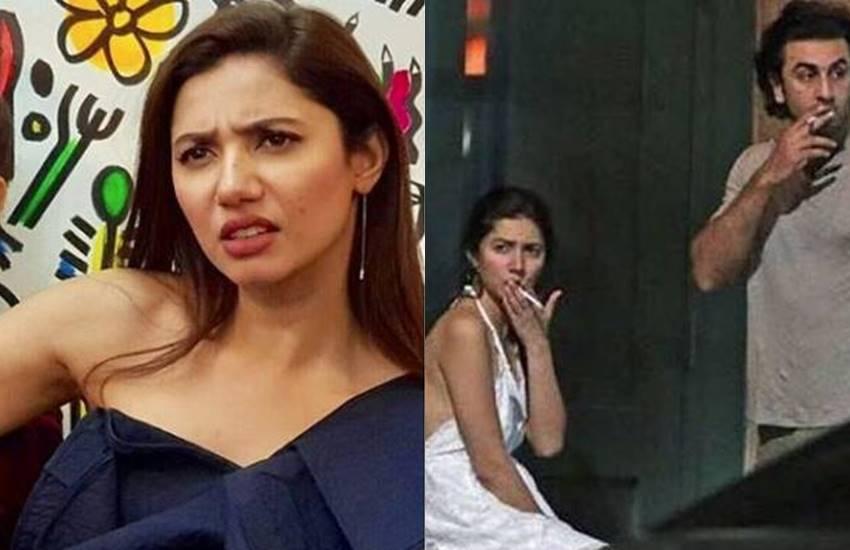 Broken Mahira Khan, raees actress mahira khan, Mahira Khan On Pic Controversy, Mahira Khan with Ranbir Kapoor, Mahira Khan speak up on Pic Controversy, entertainment news in hindi, television news in hindi, entertainment news