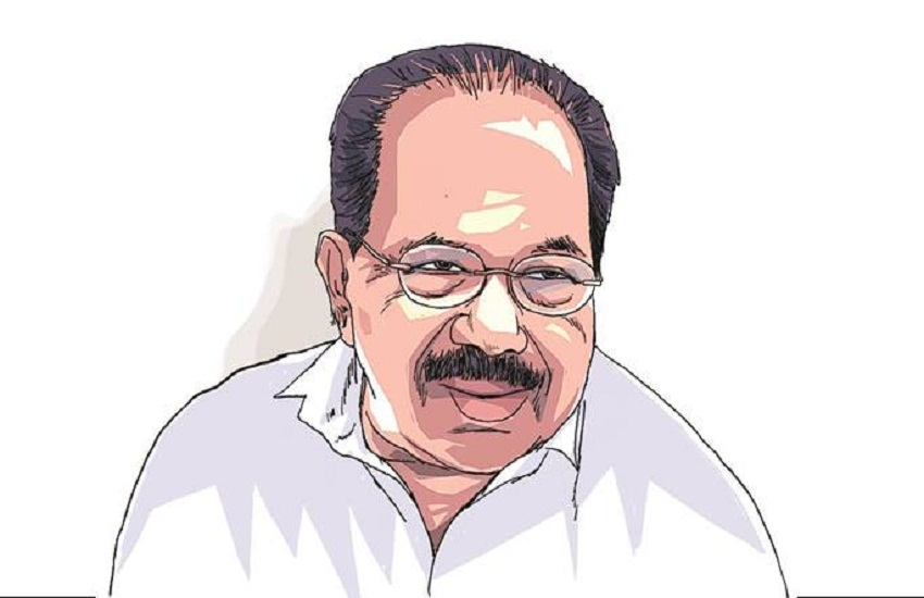 PARADISE PAPERS, Veerappa Moily