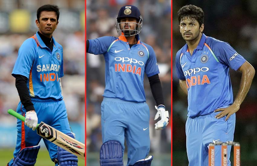 Rahul-Dravid,-Shreyas-Iyer-&-Shardul-Thakur