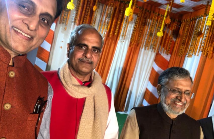 इस शादी में कई केंद्रीय मंत्री, अन्य राज्यों के मुख्यमंत्री, राज्यपाल समेत कई दिग्गज नेताओं और हस्तियों ने शिरकत की। (Photo Source: Social Media)