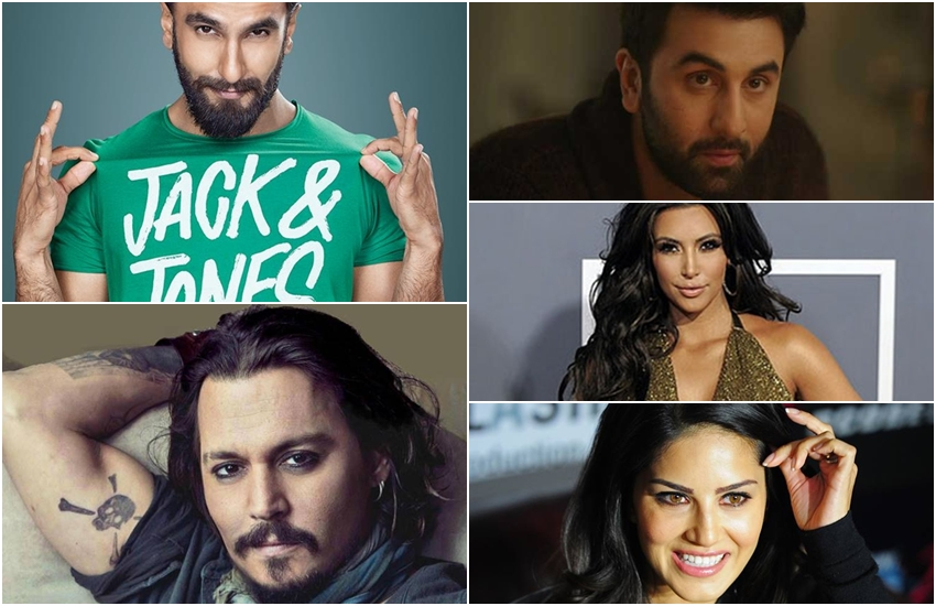 Actors Had Sex before 18, Bollywood Stars Had Sex Before 18, Sex Before Being Adult, Ranbir Kapoor, Ranveer Singh, Sunny Leone, Kim Kadarshian, Shilpa Shetty, Khloe Kardashian, Angelina Jolie, Demi Moore, Weird News