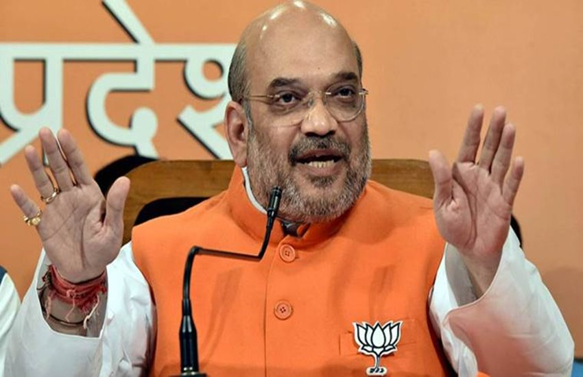Amit Shah, Amit Shah Rally, Haryana Government, Amit Shah Rally in Haryana, Haryana rally, Haryana rally of Amit Shah, PUC Certified Motorcycles, NGT, NGT look, Motorcycles in rally, State news
