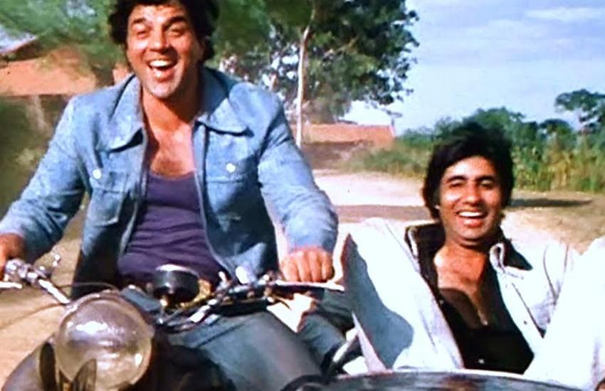 dharmendra, dharmendra at agenda aaj tak 2017, dharmendra on amitabh bachchan, dharmendra on Sholay, dharmendra and amitabh bachchan, dharmendra films, Amitabh bachchan, actor amitabh bachchan, jansatta