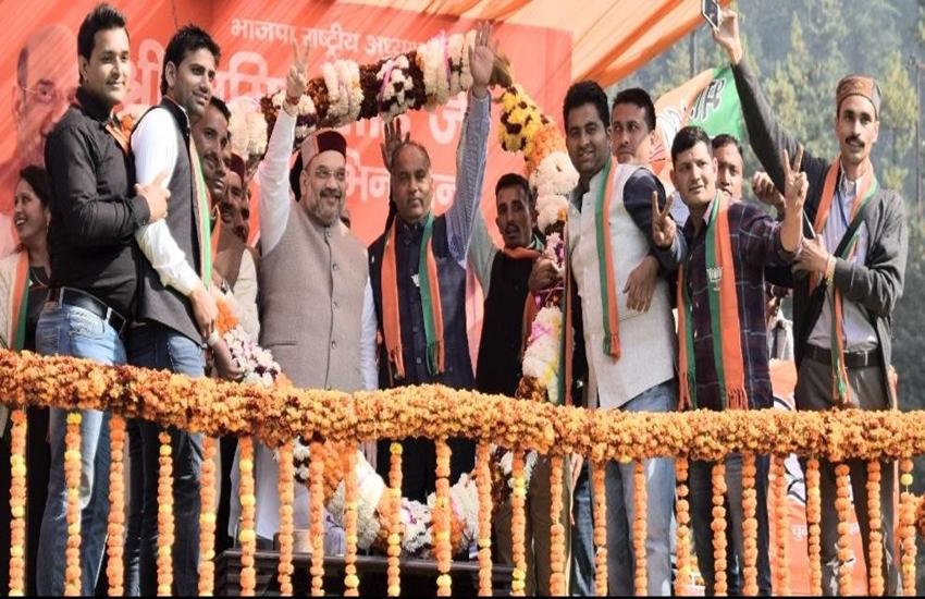 Jairam thakur, Jairam thakur to be Himachal cm, Himachal Pradesh CM, BJP, Siraj seat, BJP, BJP, Prem Kumar Dhumal, Himachal BJP, BJP Himachal, Himachal Pradesh news, hindi news, News in hindi, Jansatta