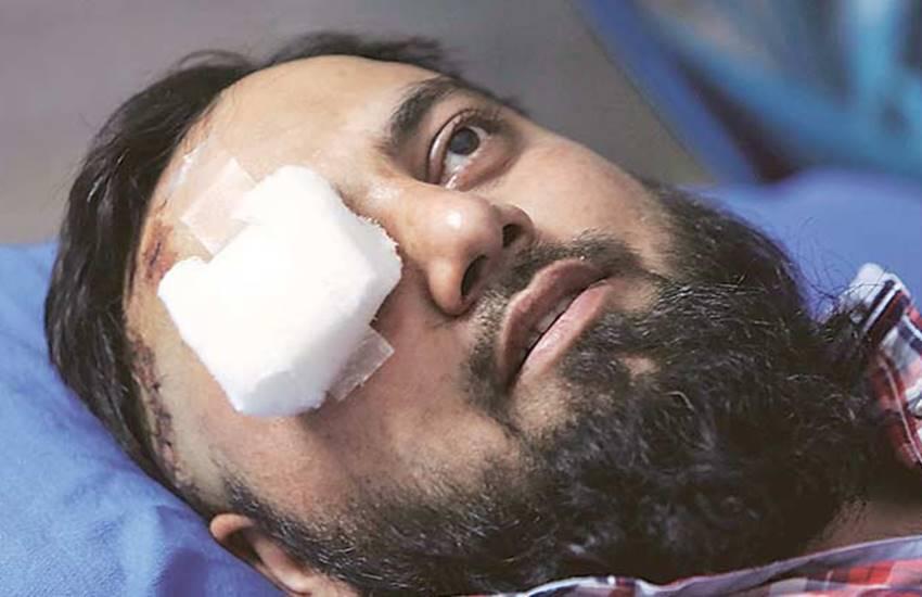 chandan gupta, chandan kasganj, Akram Habib, Akram Habib kasganj, chandan kasganj killed