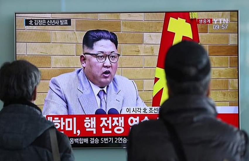 Kim Jong Un, North Korean leader Kim Jong Un, North Korea, Seoul, United States, usa, Donlad trump, nuclear launch button, nuclear button, South Korea, Japan, world news, Hindi news, News in Hindi, Jansatta