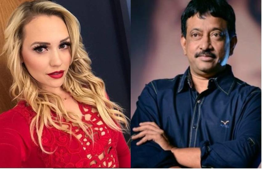 फिल्मकार राम गोपाल वर्मा ने यूरोप में अमेरिकी पॉर्न स्टार मिया मालकोवा के साथ एक वीडियो शूट किया है, जिसका शीर्षक है 'गॉड, सेक्स एंड ट्रथ'। उन्होंने इसे एक विचारोत्तेजक अनुभव बताया है। सन्नी लियोनी के बाद मिया किसी बॉलीवुड निर्देशक के साथ काम करने वाली दूसरी अडल्ट स्टार बन गई हैं। ये वीडियो यूरोप में शूट किया गया है। मिया ने अपने इंस्टाग्राम पर इस वीडियो का पोस्टर भी शेयर किया है। वीडियो का ट्रेलर 16 जनवरी को सुबह 9 बजे रिलीज किया जाएगा। (सभी पिक्चर्स- इंस्टाग्राम)