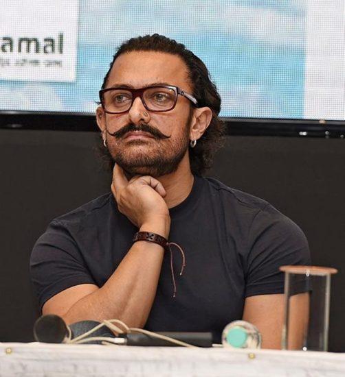 Paani Foundation, NGO, Aamir Khan, Kiran Rao, Devendra Fadnavis, Mumbai news, Paani Foundation PC, Aamir Khan New Look, Aamir Khan Thugs of Hindostan, Aamir Khan Images