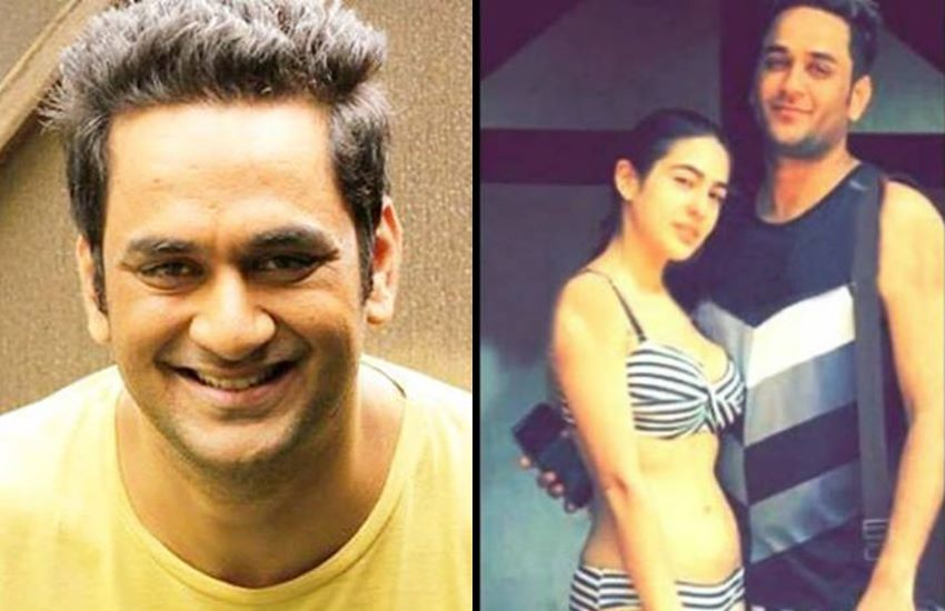 Biggboss 11, bigg boss vikas gupta, sara ali khan, saif ali khan, viral bikani photo, vikas gupta producer, shilpa shinde, hina khan, punnesh sharma, arshi khan