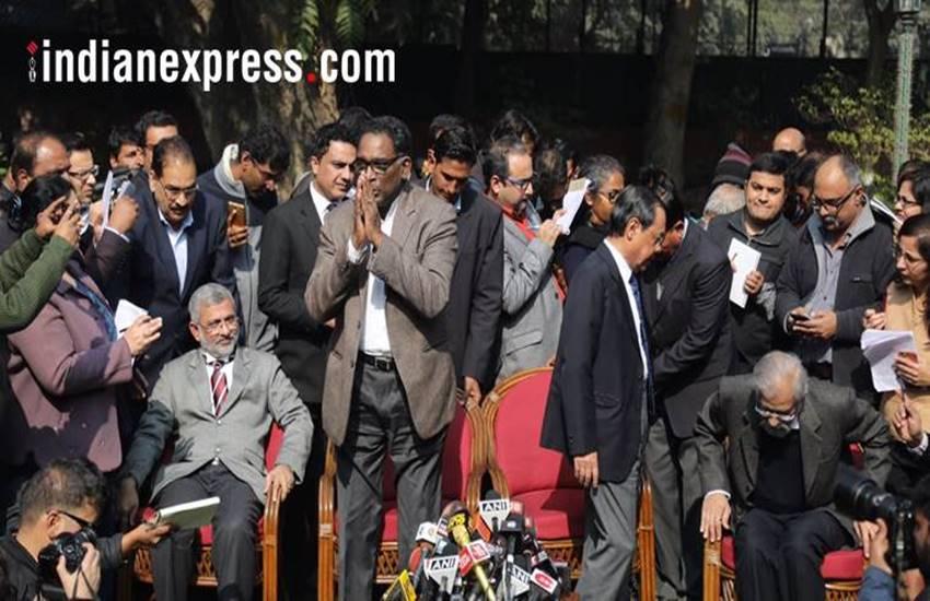 senior judges of the Supreme Court