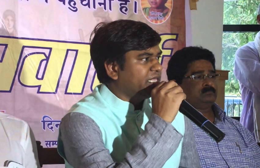 Mukesh Sahni, Mukesh Sahni says, Mukesh Sahni statement, Nishad Samaj, Nishad Samaj in india, Nishad Samaj in politics, Reservation to Nishad Samaj, Aim to Give Reservation, National news
