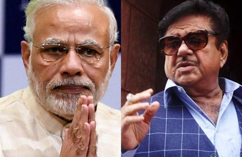 Shatrugan Sinha, PM Modi, pm narendra modi, Karnataka assembly elections 2018, congress, BJP, hindi news, News in Hindi, Jansatta