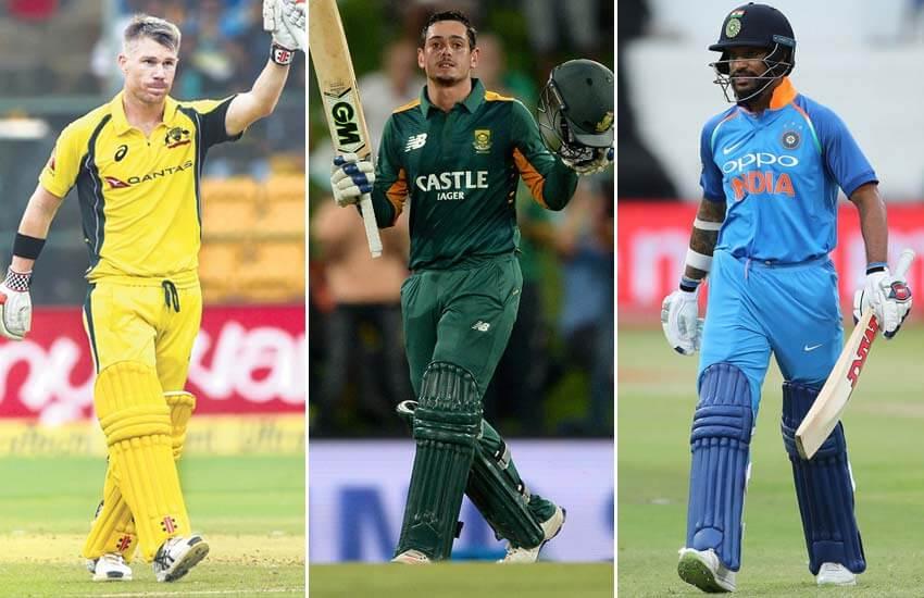 बाएं हाथ के इन बल्लेबाजों से थर्राते हैं गेंदबाज, ये हैं टॉप 5 लेफ्ट हैंड बैट्समैन