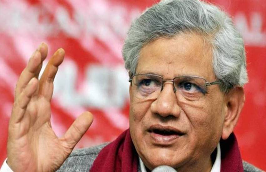 Sitaram Yechury, Sitaram Yechury asks, Sitaram Yechury attacks, Sitaram Yechury statement, Central Government, List of People, NPA, NPA have been Waived, Issue List of People, National news