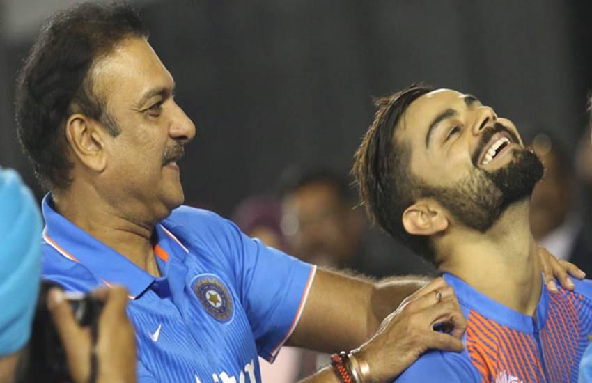 Ravi Shastri, Ravi Shastri says, Ravi Shastri statement, Ravi Shastri for kohli, Virat Kohli, Best Cricketer, Best Cricketer of world, Kohli is Best, indian cricket team coach, coach statement, cricket news, sport news