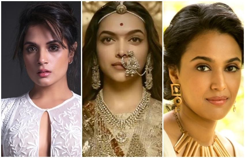 Swara Bhasker, Padmaavat, Richa Chadha, Fukrey returns actress Richa Chadha, Richa Chadha comment on Swara Bhasker, Richa Chadha on swara open letter, open letter for Sanjay Leela Bhansali, Padmaavat, deepika padukone, ranveer singh, shahid kapoor, Ranveer singh in Sanjay Leela Bhansali Film, entertainment news, bollywood news, bollywood news, entertainment, entertainment news, bollywood news, bollywood news, entertainment news