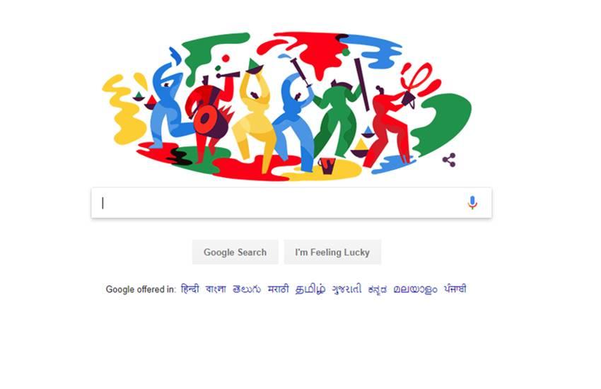 google doodle, holi doodle, holi by google, google holi, holi doodle google, google holi doodle india