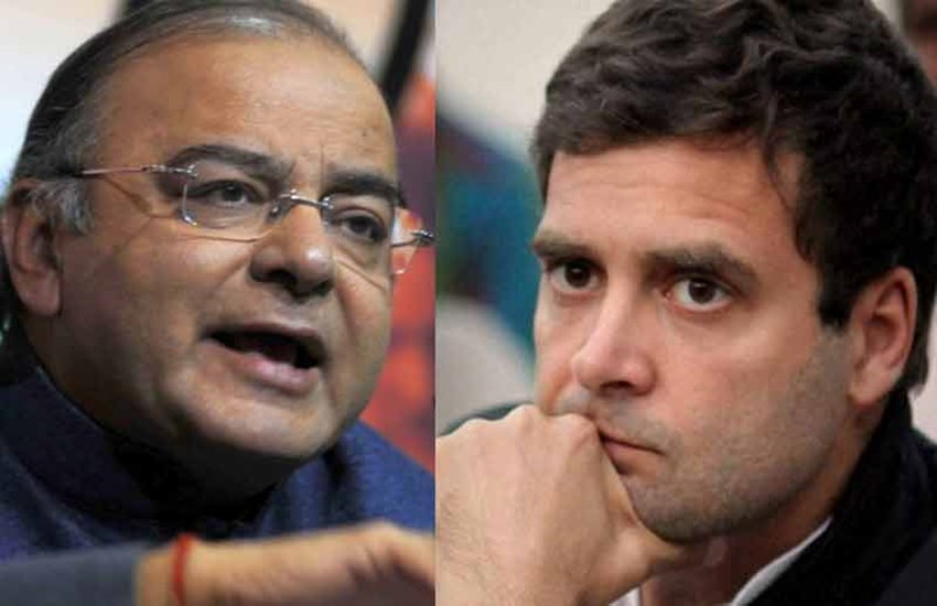Rahul gandhi, congress president Rahul Gandhi, Rahul gandhi on PNB SCAM, Rahul gandhi attacks Arun jaitely, Arun jaitely daugher, Finance minister, Nirav modi, mehul choksi, Hindi news, News in Hindi, cbi, Jansatta