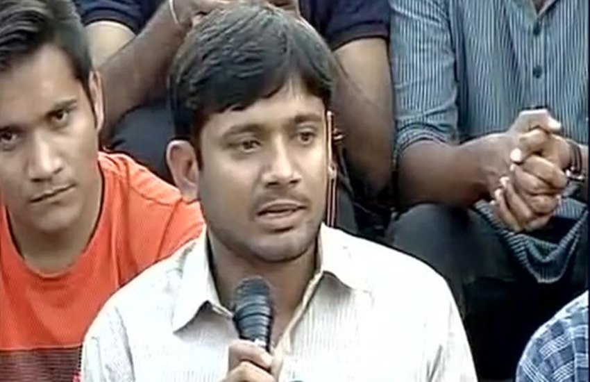 kanhaiya kumar, kanhaiya kumar used abusive language, india today conclave, kanhaiya kumar video goes viral, Shehla Rashid, Rohit chahal, jnusu leader, jnu, former student leader, video viral on social media, social media, Hindi news, News in Hindi, Jansatta