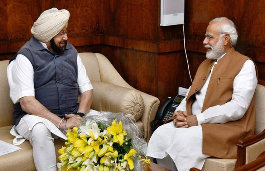 captain amarinder singh, captain amarinder singh birth day, happy birth day captain amarinder singh, pm modi, pm narendra modi, modi captain, punjab cm, Twitter war between captain modi, Hindi news, news in Hindi, Jansatta