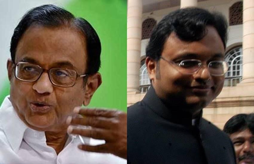 P Chidambaram, P Chidambaram says, P Chidambaram comments, Karti Chidambaram, Karti Chidambaram case, P Chidambaram Says To Karti, Do Not Worry, I Am With You, Karti Chidambaram issue, National news