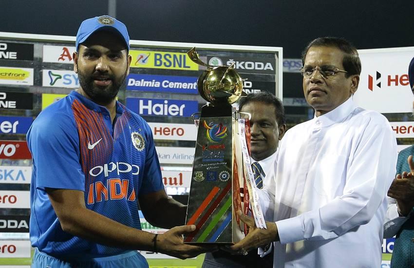 india vs bangladesh, ind vs ban, india vs bangladesh t20, india vs bangladesh t20 squad, nidahas trophy, nidahas trophy 2018, Rohit sharma, T20 India captain rohit sharma, Rohit sharma misses winning shot, india vs bangladesh t20 players list, Nidahas Trophy, Nidahas Trophy Final,ind vs ban t20, cricket score, Dinesh kartik, Dinesh kartik six, Dinesh kartik sixer, DK, India won the match, India won Nidahas Trophy, cricket news