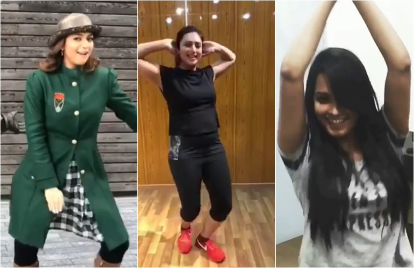Ye Hai Mohabbatein, Ye Hai Mohabbatein Actresses in joyful mood, divyanka tripathi, divyankas charli dance, divyanka ailian dance, anita hasnandani aka shagun, anita hasnandani dancing in nagin song, Ye Hai Mohabbatein, Ye Hai Mohabbatein Actresses in joyful mood, divyanka tripathi, divyankas charli dance, divyanka ailian dance, anita hasnandani aka shagun, anita hasnandani dancing in nagin song, entertainment news, television news