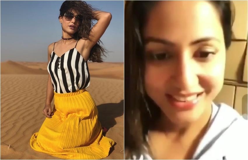 Hina Khan blast on Shilpa Shinde Fans, hina khan in bigg boss, bigg boss 11 contestant hina khan, entertainment news of hina khan, televison news of hina khan, entertainment news, bollywood news, entertainment news, bollywood news