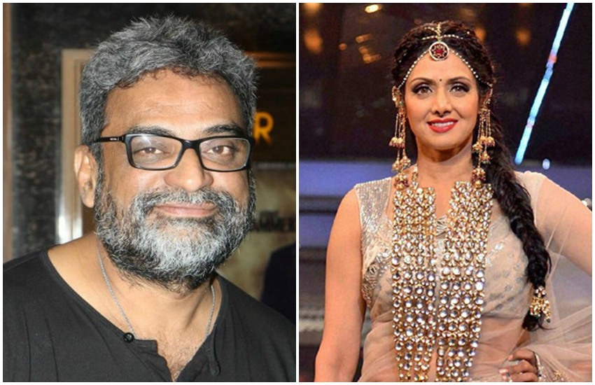 R balkim sridevi, sridevi death, padman, askhay kumar, sonam kapoor, radhika apte, seridevi english vinglish, bollywood news, entertainment news