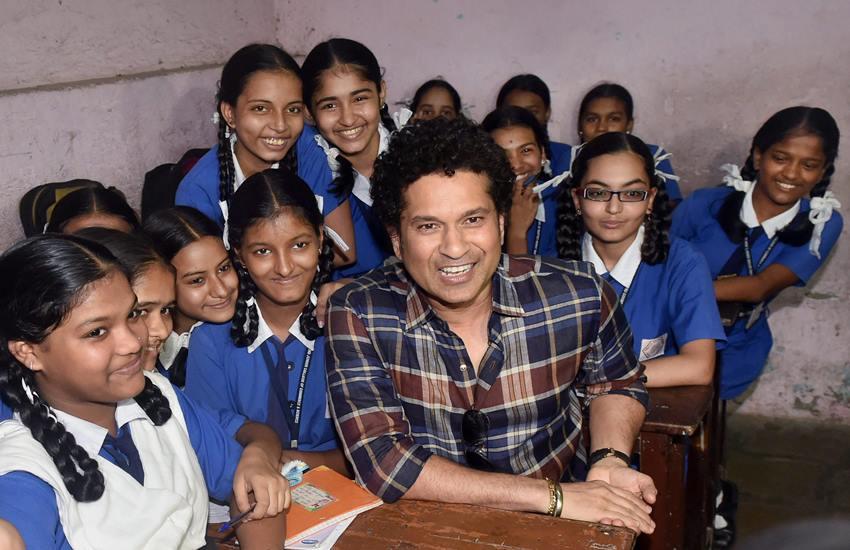 Tendulkar, tendulkar salary, Sachin tendulkar, rajya sabha, Sachin in Rajya sabha, Sachin tendulkar mp, tendulkar donates salary, hindi news, news in Hindi, jansatta