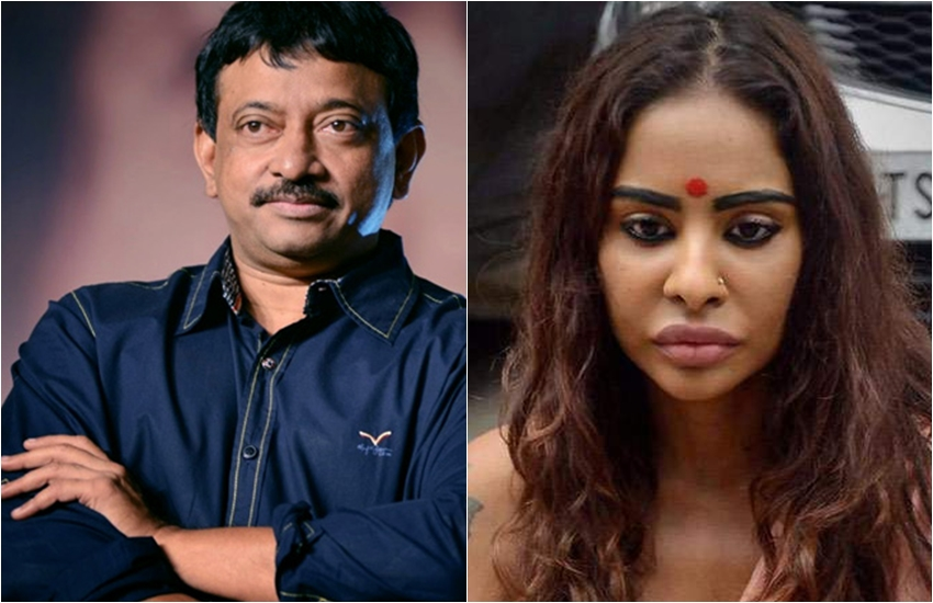 Sri reddy, ram gopal varma, sri reddy controversy, ram gopal varma tweet, ram gopal varma movies. ram gopal varma controversy, ram gopal varma, jansatta