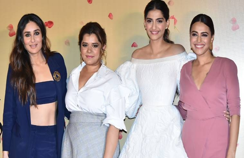 veere di wedding, veere di wedding trailer, veere di wedding movie, veere di wedding movie trailer, veere di wedding trailer released, veere di wedding movie trailer released, kareena kapoor, swara bhaskar, sonam kapoor, veere di wedding release date, veere di wedding cast, veere di wedding news