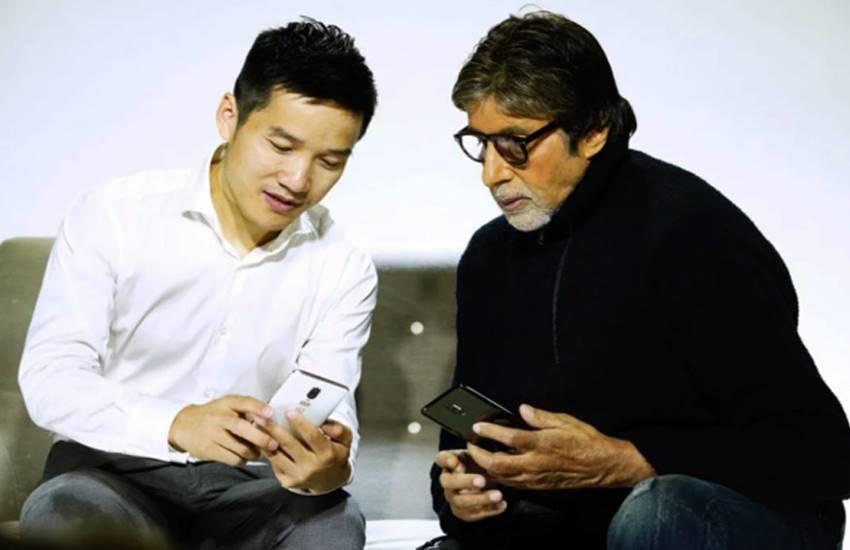 OnePlus 6, OnePlus 6 India Launch, OnePlus 6 Launch, OnePlus 6 leak, OnePlus 6 Price, OnePlus 6 review, Pete Lau, technology news, amitabh bachchan, Big B,
