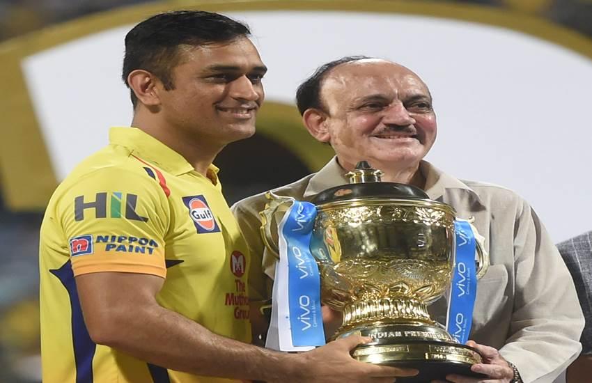 CSK wins IPL 2018