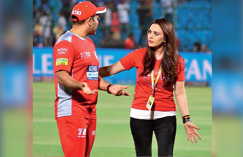 KINGS XI PUNJAB CO OWNER preity zinta angry on virender sehwag, ipl, ipl 2018, ipl 2018 time table, mi team 2018 players list, csk team 2018 players list, mi team 2018 squad, mi vs csk, ipl 2018 schedule, ipl 2018 team, ipl team 2018, ipl team 2018 players list, ipl scehdule 2018, ipl time table 2018, ipl team players list 2018, KXIP vs RR,CO OWNER preity zinta angry on virender sehwag, virender sehwag,