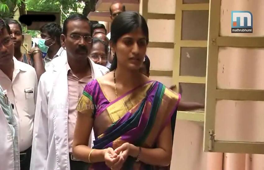 district collector's office salem tamil nadu
