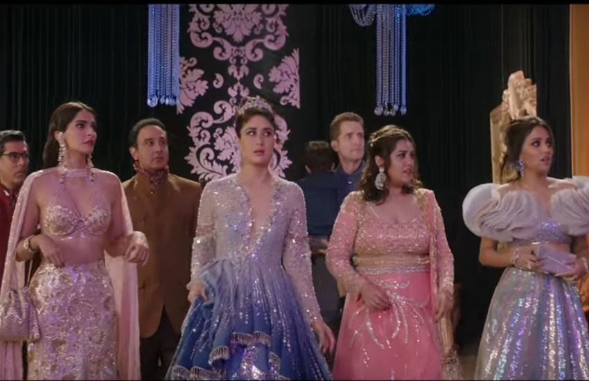 veere di wedding, sonam kapoor, kareena kapoor, swara bhaskar, shika, movie veere di wedding, news song arrival from veere di wedding, laaj sharam video song, entertainment news, bollywood news, television news, entertainment news, bollywood news, television news