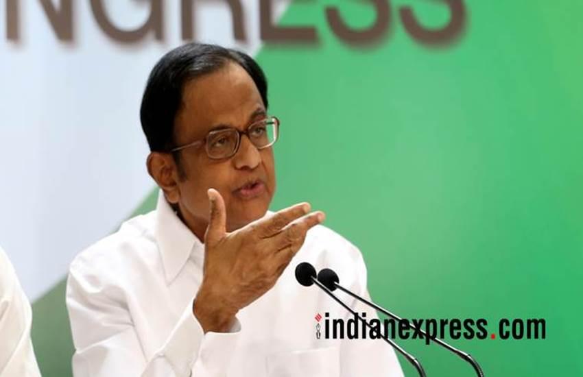 Chidambaram, P Chidambaram, Former finance minister P Chidambaram home looted, Chennai, Chennai home, TN NEWS, News in Hindi, Hindi news, Jansatta