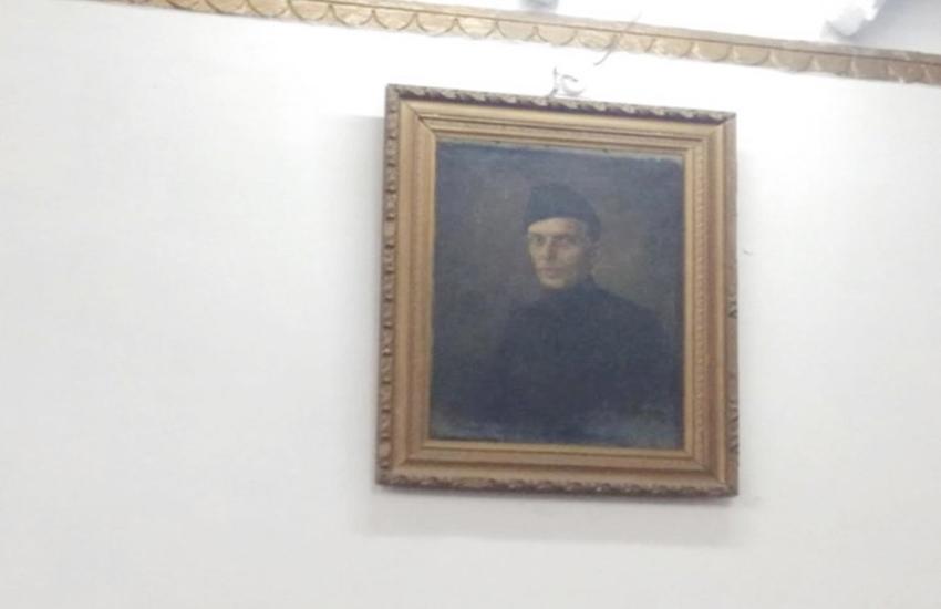 Muhammad Ali Jinnah, Jinnah, Jinnah in AMU, AMU, Picture of Muhammad Ali Jinnah, picture in AMU, Jinnah picture in AMU, Advani, lk adwani, bjp, Aligarh muslim university, Hindi news, news in Hindi, Jansatta