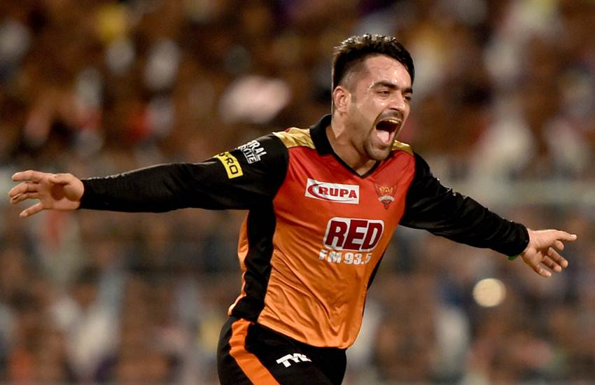 Sunrisers Hyderabad (SRH) bowler Rashid Khan