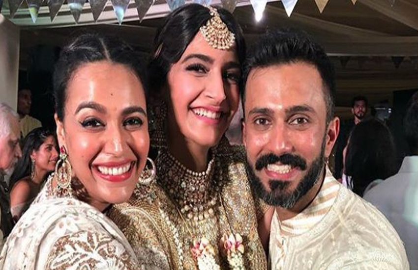 Anand Ahuja, Sonam Kapoor, Sonam Kapoor wedding, Swara Bhaskar, Veere Di Wedding, jansatta, entertainment news, bollywood news