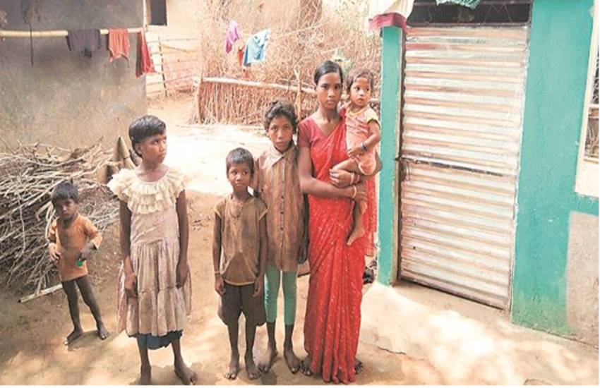jharkhand, jharkhand starvation death, startvation in jharkhand, भूख से मौत, भूखमरी, jharkhand government, bjp, raghuvar das, jharkhand news, News in Hindi, Jansatta