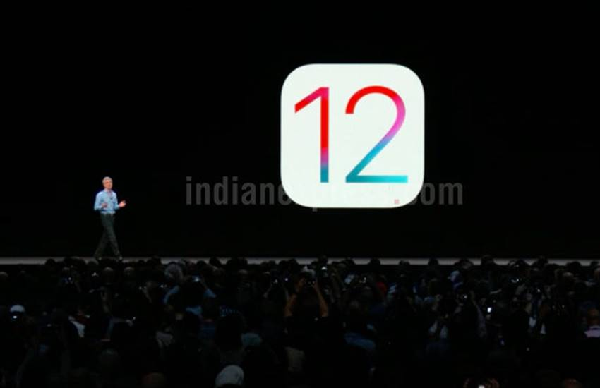 Apple WWDC 2018, Apple iOS 12, iOS 12, Apple ios 12 beta, iOS 12 release date, Apple iOS, Apple ios 12 news, Apple ios 12 features, iOS 12 download, iOS 12 memoji, iOS 12 AR