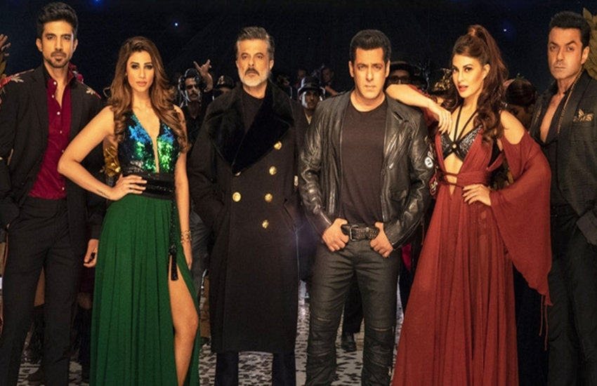 race 3, race 3 box office collection, race 3 collection