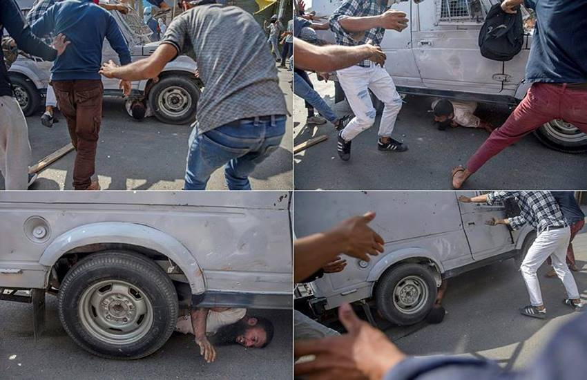 Nowhatta Civilians Injured,Srinagar,Nowhatta,Nowhatta Srinagar,CRPF, kashmir protest, jammu kashmir protest