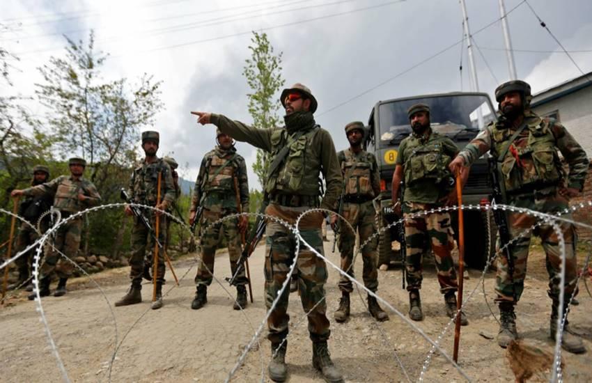 Army brigadier, Indian Army Army brigadier, PS Gothra, JKLF, National Hydel Power Corporation , NHPC, Ghulam Hassan Malik, Jammu Jail, Jammu Kashmir, Hindi news, hindi news, jansatta