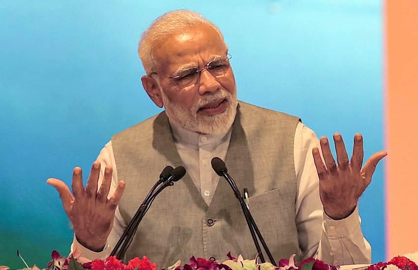PM Narendra Modi in Lucknow